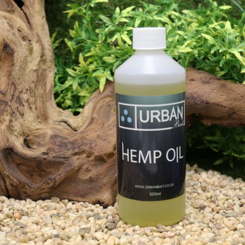 Hemp Oil Liquid Additive
