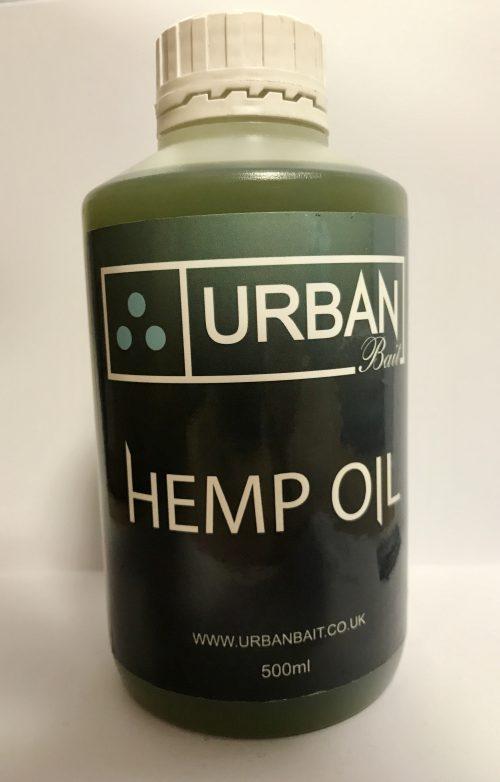Carp Bait Hemp Oil