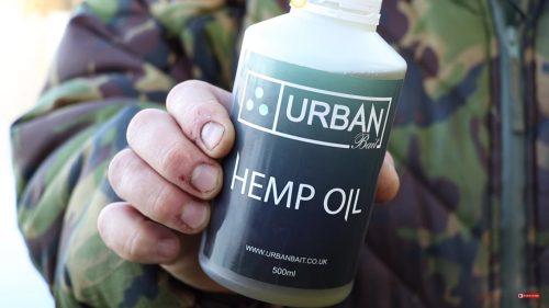Urban Bait Hemp Oil